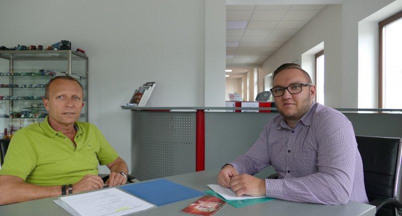 Kooperation mit Jobcenter