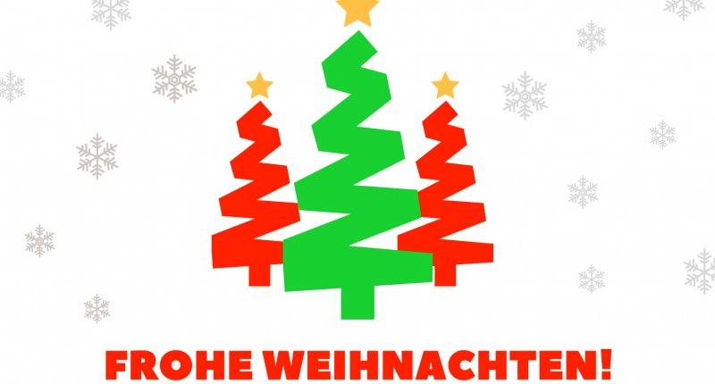 Fels wünscht frohe Weihnachten