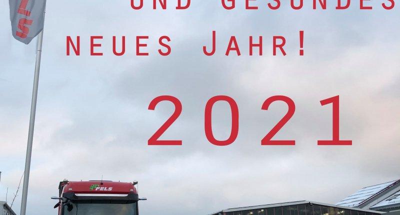 Gesundes neus Jahr 2021