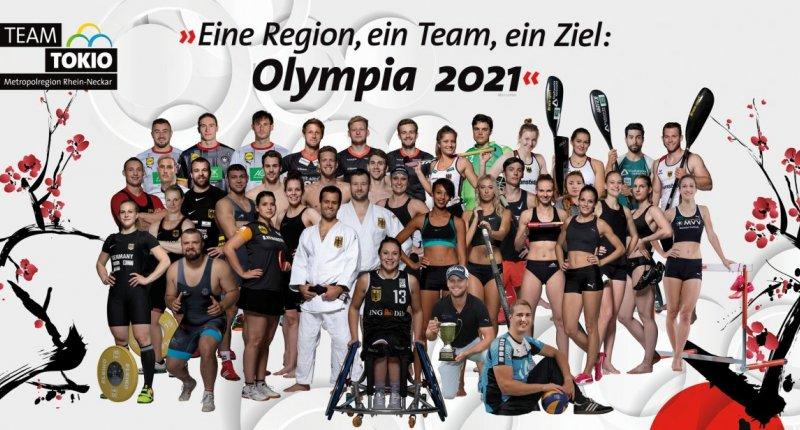 Team Tokio Metropolregion Rhein Neckar