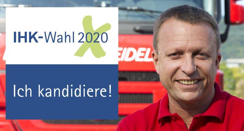 IHK Wahl 2020 Thomas Beck kandidiert