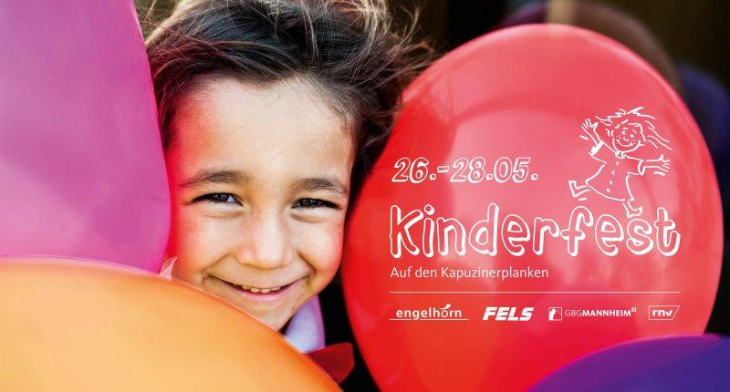 Kinderfest Mannheim 2017